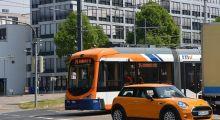 POL-MA: Heidelberg-Bergheim: Betrunkener 35-Jähriger liegt auf Straßenbahnschienen und blockiert Straßenbahnverkehr