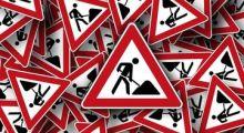 Neugestaltung der Planken-Seitenstraßen von Februar 2021 bis Mitte 2024