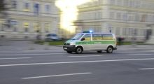 POL-MA: Mannheim-Neckarstadt: Zusammenprall zwischen Kleinbus und Straßenbahn - Sachschaden ca. 40.000 Euro - keine Verletzten -