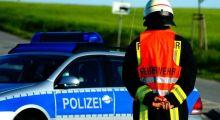 POL-MA: Sinsheim: Schwerer Verkehrsunfall auf B 45; zwei Verletzte;