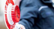 POL-MA: Mannheim: Flucht vor Polizei endete an Straßenlaterne; der Grund: Alkohol, keinen Führerschein und Ausgangsbeschränkung