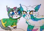 Internationale Kinderkunstausstellung online