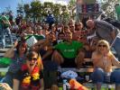 Anhang des TV Käfertal sorgt bei WM für Stimmung