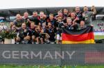 4:0 gegen Österreich – Deutsche Faustballer feiern WM-Triple