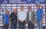Faustball WM 2023 findet in Mannheim statt