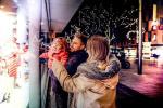 Weihnachtszauber in den Quadraten Attraktiver Einkaufsstandort mit hoher Aufenthaltsqualität