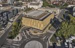 Parkhaus Dr.-Sieber-Halle Kostenloses Parken wurde gut angenommen