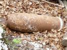 POL-DA: Einhausen: Fünf-Zentner-Bombe im Wald gefunden