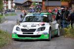 SKODA Pilot Lappi steht vor ERC-(FIA Rallye-Europameisterschaft) Titelgewinn