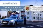 POL-PDLU: Frankenthal - Twittermarathon der Polizeiinspektion Frankenthal und Polizeiwache Maxdorf