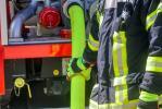 BASF Brand im Werksteil Nord