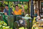 """""""Achterbahnfahrten machen Spaß, Live-Shows aber auch!"""" – Mario Barth im Europa-Park"""