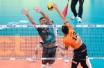Volleyball-Pokalfinals in der SAP-Arena in Mannheim