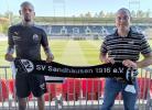 Angreifer Daniel Keita-Ruel wechselt zum SV Sandhausen