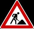 Wredestraße halbseitig gesperrt