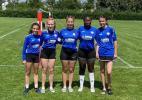 Käfertaler Faustball-Mädchen werden Badischer Meister