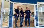 SVW - Zum ersten Heimspiel: Der neue VIP-Turm ist eröffnet